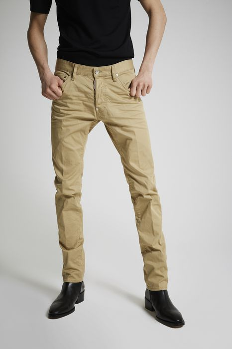 cotton cool guy jeans denim Man Dsquared2