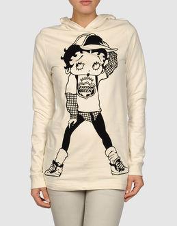 betty boop hooded sweatshirts