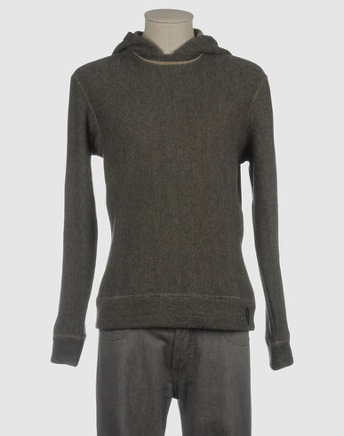 TRUSSARDI SPORT - Hooded sweatshirt