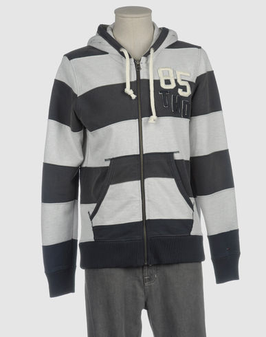 TOMMY HILFIGER DENIM - Hooded sweatshirt