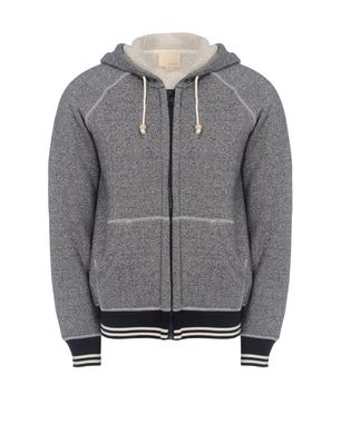Zip sweatshirt Men's - BAND OF OUTSIDERS