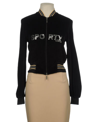 JJ' S SPORTY CHIC - Zip sweatshirt