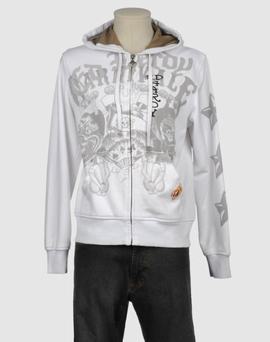 ED HARDY - Hooded sweatshirt