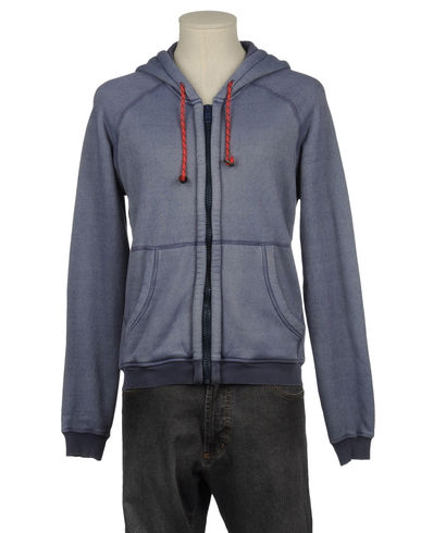 BAND OF OUTSIDERS - Hooded sweatshirt