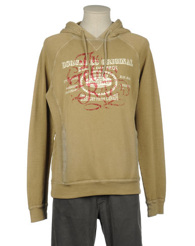 DSQUARED2 - Hooded sweatshirt