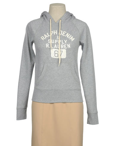 DENIM & SUPPLY RALPH LAUREN - Hooded sweatshirt