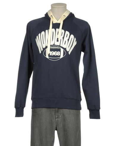 ANDY RICHARDSON - Hooded sweatshirt
