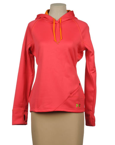 UNDER ARMOUR - Hooded sweatshirt