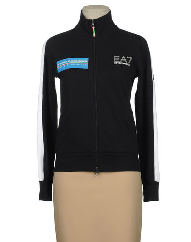 EA7 - Zip sweatshirt