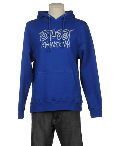 STUSSY - Hooded sweatshirt