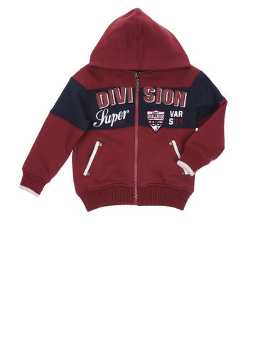 MIRTILLO - Hooded sweatshirt