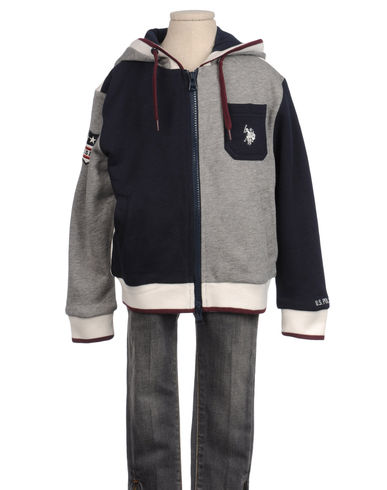 U.S.POLO ASSN. - Hooded sweatshirt