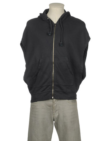 M.GRIFONI DENIM - Hooded sweatshirt
