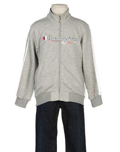 CHAMPION - Zip sweatshirt