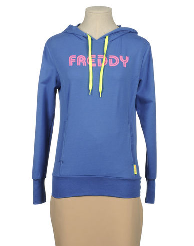 FREDDY '80 - Hooded sweatshirt
