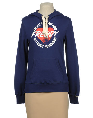 FREDDY - Hooded sweatshirt