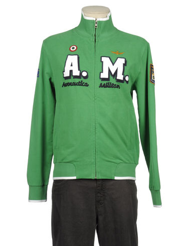 AERONAUTICA MILITARE - Zip sweatshirt
