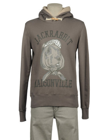 MADSONWILLE - Hooded sweatshirt