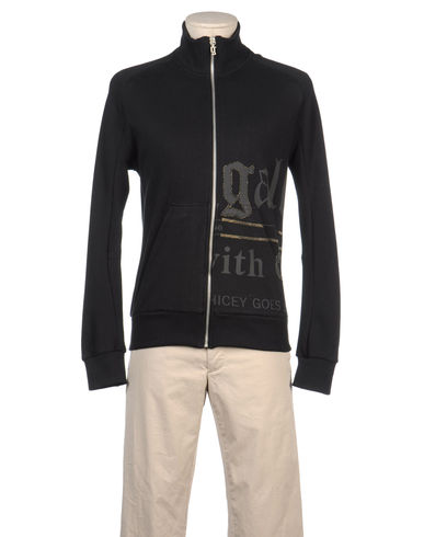 GALLIANO - Zip sweatshirt