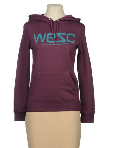 WESC - Hooded sweatshirt