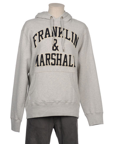 FRANKLIN &amp; MARSHALL - Hooded sweatshirt