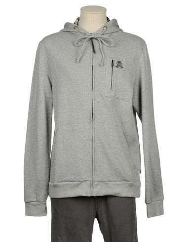 JUST CAVALLI - Hooded sweatshirt