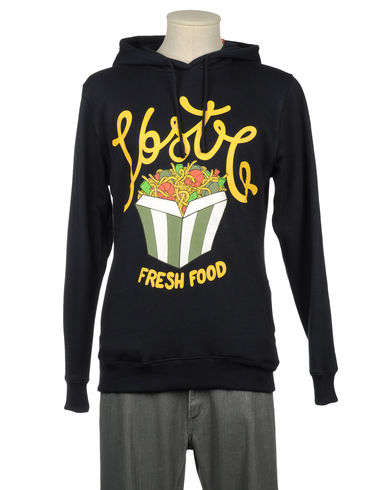 LOBSTER - Hooded sweatshirt