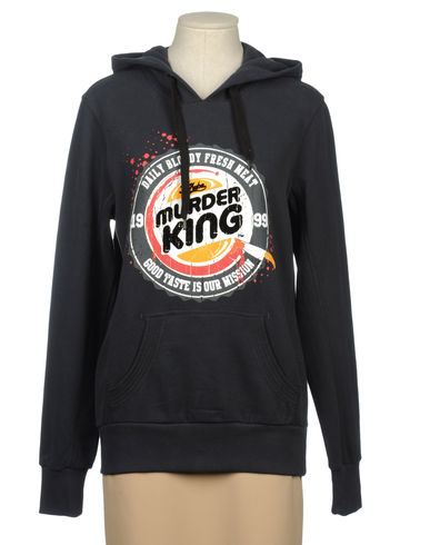 DE KUBA - Hooded sweatshirt