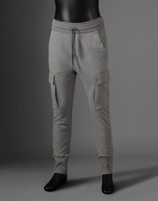 PANTALON CARGO LONG - Gym Pantalons - Dolce&Gabbana - Hiver 2016