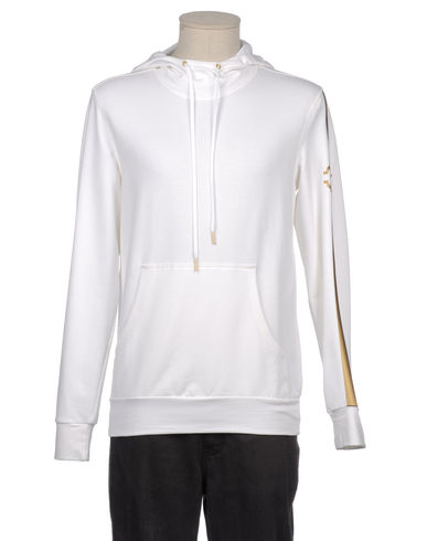 ROBERTO CAVALLI - Hooded sweatshirt
