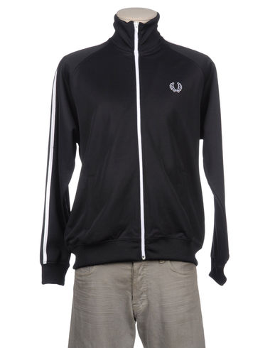 FRED PERRY - Zip sweatshirt