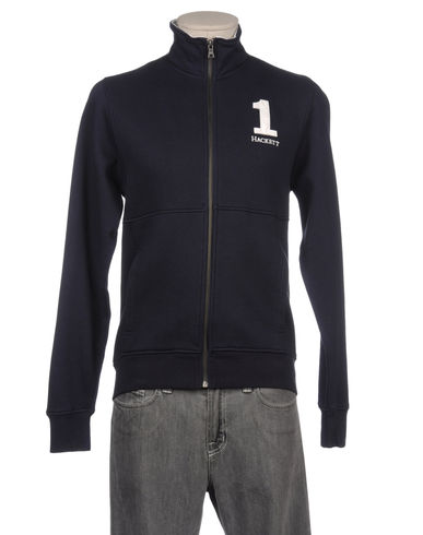 HACKETT - Zip sweatshirt