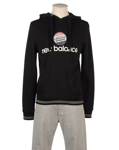 NEW BALANCE - Hooded sweatshirt