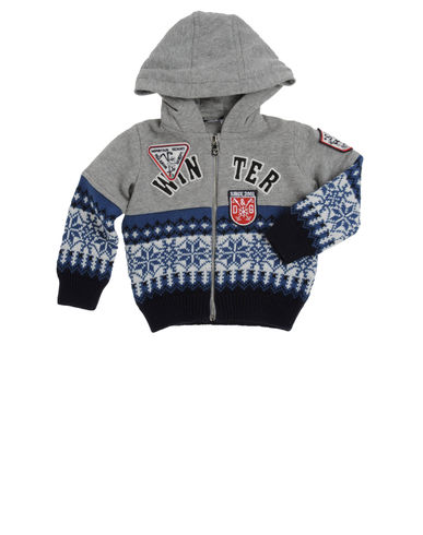 D&G JUNIOR - Hooded sweatshirt