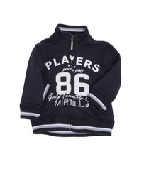 MIRTILLO - Zip sweatshirt