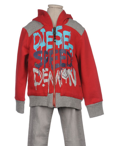 DIESEL - Sweatshirt