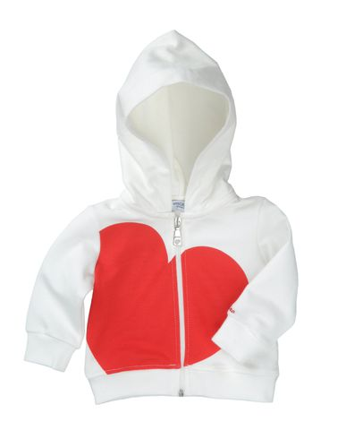 MOSCHINO BABY - Hooded sweatshirt
