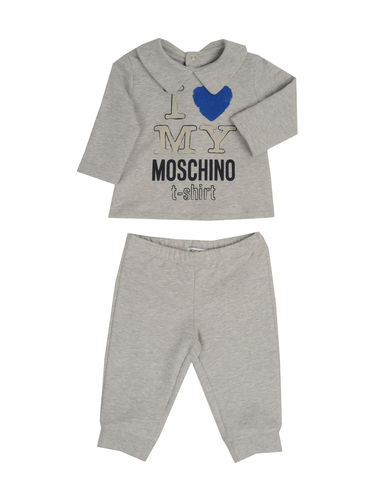 MOSCHINO BABY - Fleece set