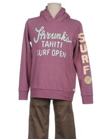 SCOTCH & SHRUNK - Hooded sweatshirt