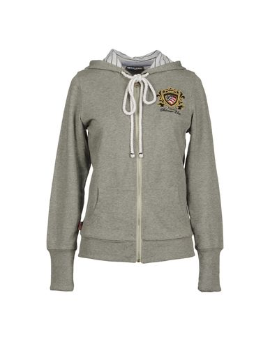 BLAUER - Hooded sweatshirt