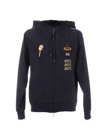 VIVIENNE WESTWOOD - Hooded sweatshirt
