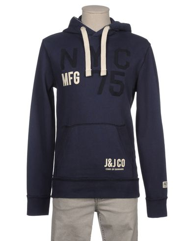 JACK & JONES - Hooded sweatshirt