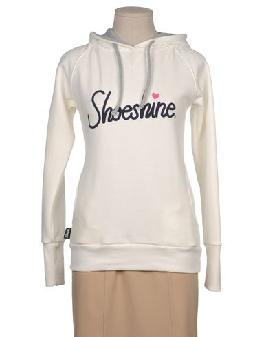 SHOESHINE - Hooded sweatshirt