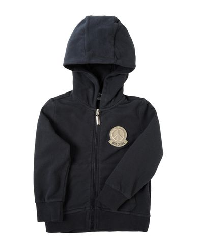 MOSCHINO KID - Hooded sweatshirt