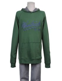 WOOLRICH - Hooded sweatshirt