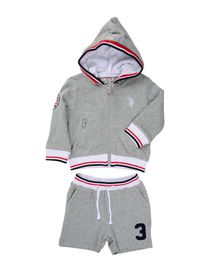 U.S.POLO ASSN. - Fleece set