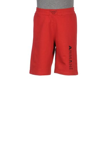 ARMANI TEEN - Sweat shorts