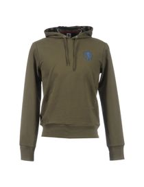 BIKKEMBERGS - Hooded sweatshirt
