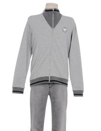 ARMANI JUNIOR - Zip sweatshirt