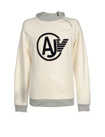ARMANI JUNIOR - Hooded sweatshirt